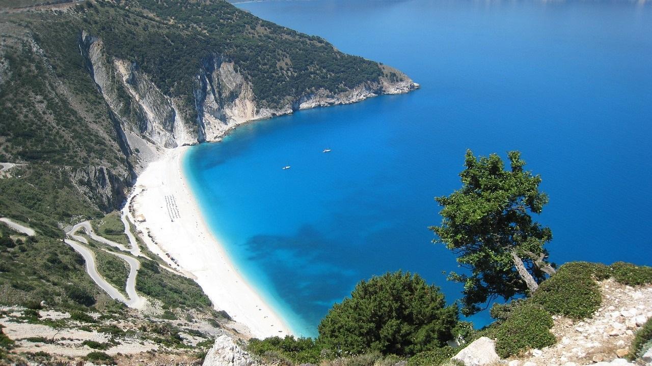 Griekenland kampeervakantie